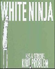 White Ninja Has a Serious Kiwi Problem